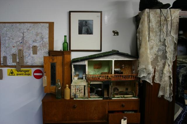 Abandoned Dolls House