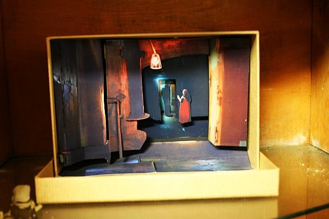 Boxed Diorama